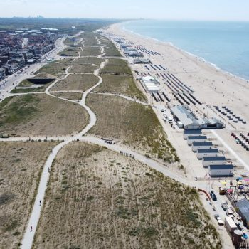 Katwijk a Zee duinen